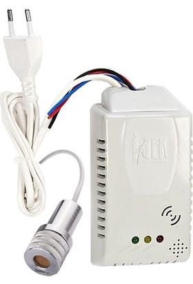 İtek Ex Proof Gaz Alarm Cihazı Kazan Daireleri İçin