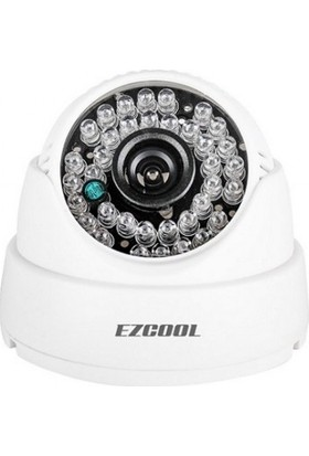 Ezcool Ez 3520Hd 2Mp 3.6Mm 36 Led Ahd Dome Osd