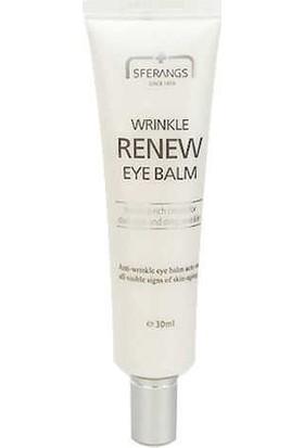 Sferangs Wrinkle Renew Eye Balm 30 ml Göz Çevresi Balsamı