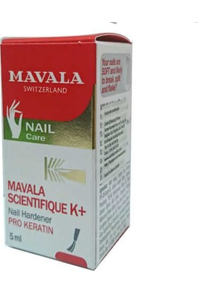 Mavala SCIENTIFIQUE K+ Tırnak Serteştiren Etkili 5 ml