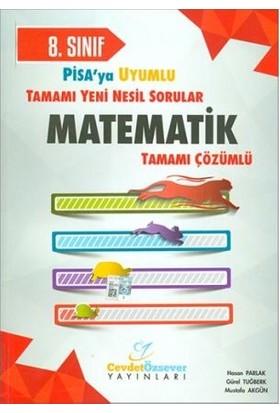 8. Sınıf Yeni Nesil Matematik Çözümlü Soru Bankası
