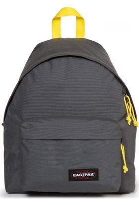 e2d257a167ba4 Eastpak Padded Pak'R Grey-Yellow Sırt Çantası Ek62053U ...