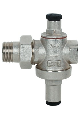 Gpd Reg02 3/4″ Su Basınç Regülatörü (Rakorlu)