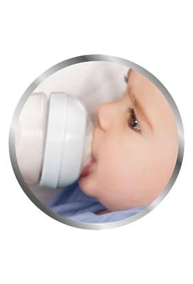 Philips Avent SCF693/27 Natural PP Biberon 260 ml 2'li Uni Baby Biberon Emzik Temizleyici 500 ml Hediyeli !