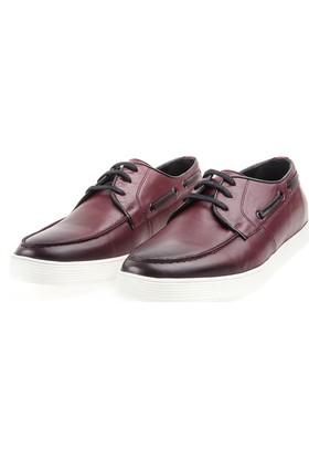 Paul Branco 75099 Paul Branco Erkek Bordo Ayakkabı