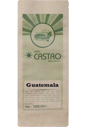 Castro Guatemala Santa Rosa Nitelikli Çekirdek Kahve 1 kg
