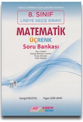 Esen Üçrenk 8. Sınıf LGS Matematik Soru Bankası