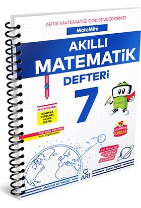 Arı 7. Sınıf MateMito Akıllı Matematik Defteri