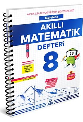 Arı 8. Sınıf MateMito Akıllı Matematik Defteri