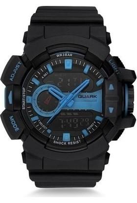 Quark QU-06298-1A2 Erkek Kol Saati