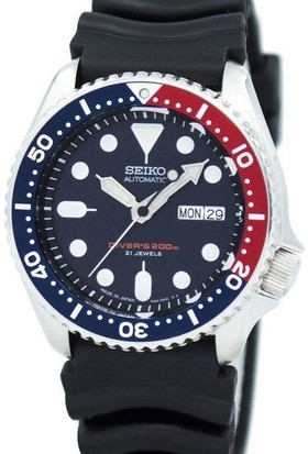 Seiko SKX009J Otomatik Dalgıç Erkek Kol Saati