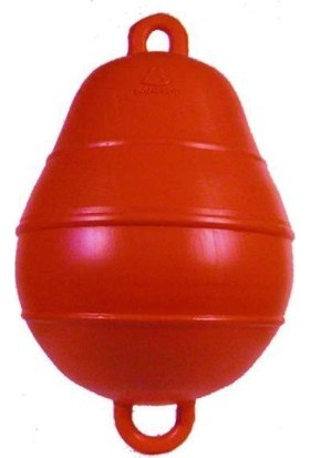 Sealux Armut Şamandıra Plastik Kırmızı