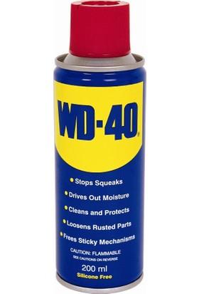 WD-40 Çok Amaçlı Pas Sökücü 200 ml