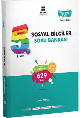 Başka Yayınları 5.Sınıf Sosyal Bilgiler Soru Bankası