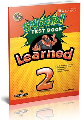 Borealis Learned 2. Sınıf Super Test Book