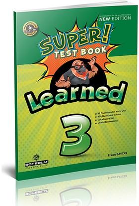Borealis Learned 3. Sınıf Super Test Book