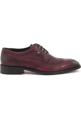 Kemal Tanca Bordo 66-121 Erkek Ayakkabı