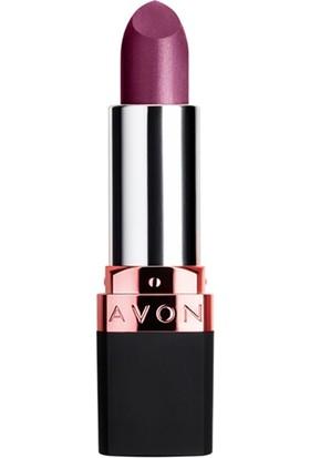 Avon True Luminous Velvet Violet Shine Ruj