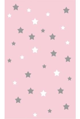 Karnaval Star Desen 4 Çocuk Odası Halısı