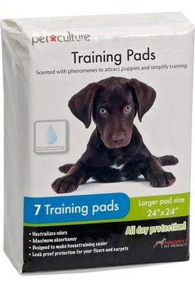 Pet Culture Köpek İçin Tuvalet Alıştırma Pedi 60x60 7 Li