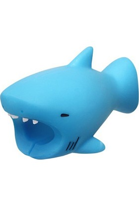 Svsera Universal Animal Kablo Koruyucu Shark