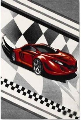 Merinos Diamond Picaso Kırmızı Rally 120X170