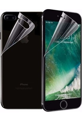 Bufalo Flexible Nano Apple iPhone 8 Ön+Arka Ekran Koruyucu