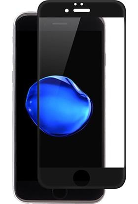 Bufalo Apple iPhone 7-8 Plus Kavisli 4D Cam Ekran Koruyucu
