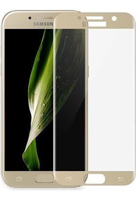 Bufalo Samsung A3 2017 (A320) Kavisli 4D Cam Ekran Koruyucu