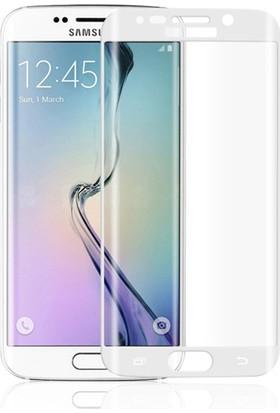Bufalo Samsung S6 Edge Plus (G928) Kavisli 3D Cam Ekran Koruyucu