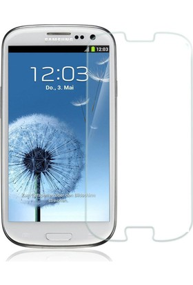 Notech Samsung S3 (I9300) Cam Ekran Koruyucu