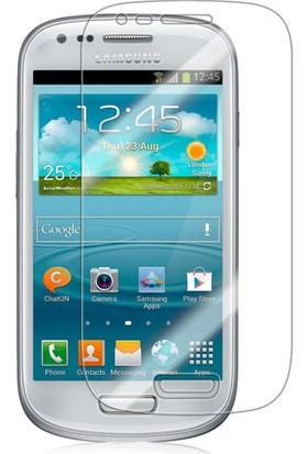 Notech Samsung S3 Mini (I8190-I8200) Cam Ekran Koruyucu