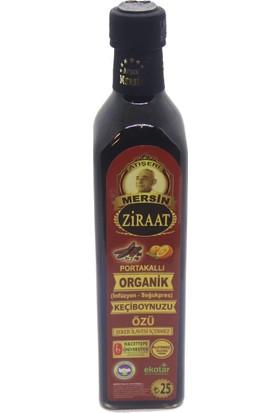 Atışeri Organik Keçiboynuzu Özü Portakallı 700 gr