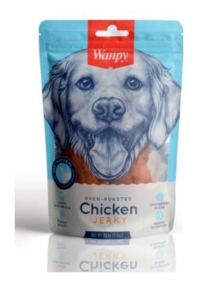 Wanpy Oven Roasted Gerçek Tavuk Fileto 90 gr Köpek Ödülü