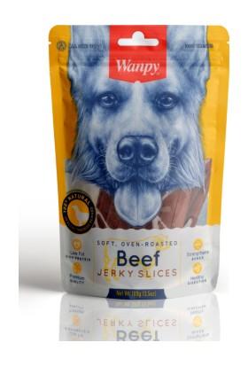 Wanpy Oven Roasted Gerçek Biftekli 100 gr Köpek Ödülü
