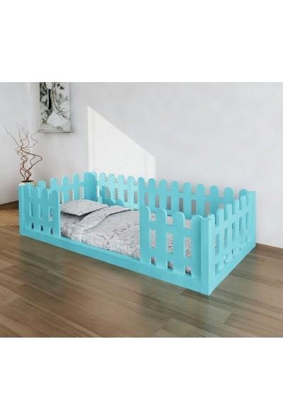 Facci Furniture Harry Montessori Çocuk Yatağı