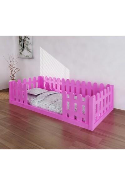 Facci Furniture Yonce Montessori Çocuk Yatağı