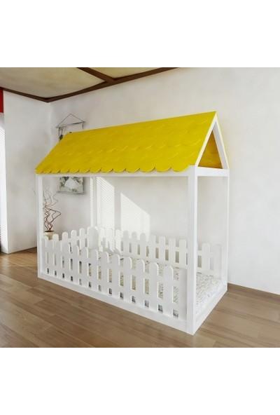 Facci Furniture Kate Montessori Çocuk Yatağı