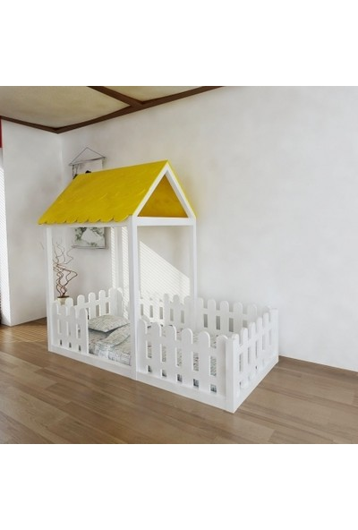 Facci Furniture Jones Montessori Çocuk Yatağı