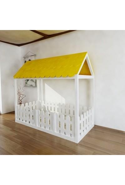 Facci Furniture Dewan Montessori Çocuk Yatağı