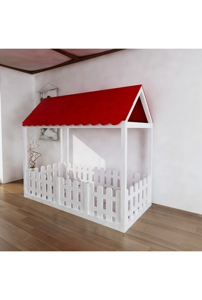 Facci Furniture Markle Montessori Çocuk Yatağı
