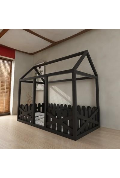 Facci Furniture Açelya 2 Montessori Çocuk Yatağı