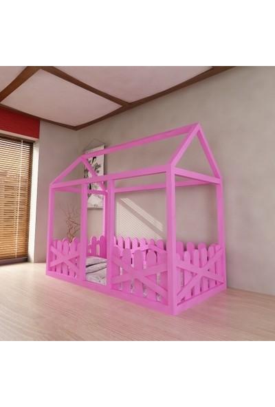 Facci Furniture Açelya 3 Montessori Çocuk Yatağı