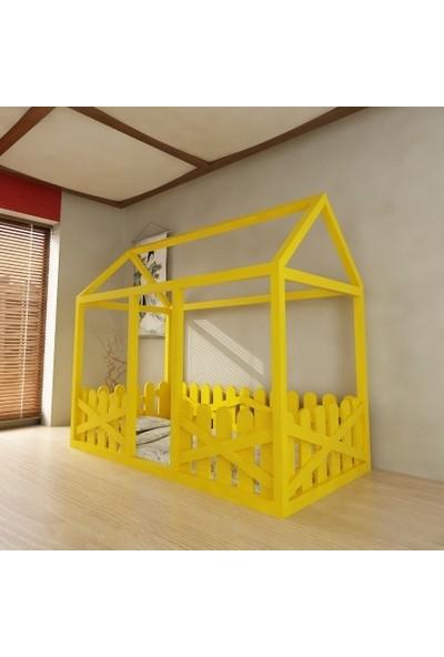 Facci Furniture Açelya 4 Montessori Çocuk Yatağı