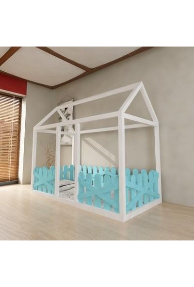 Facci Furniture Açelya 6 Montessori Çocuk Yatağı