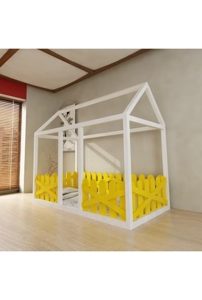 Facci Furniture Açelya 9 Montessori Çocuk Yatağı