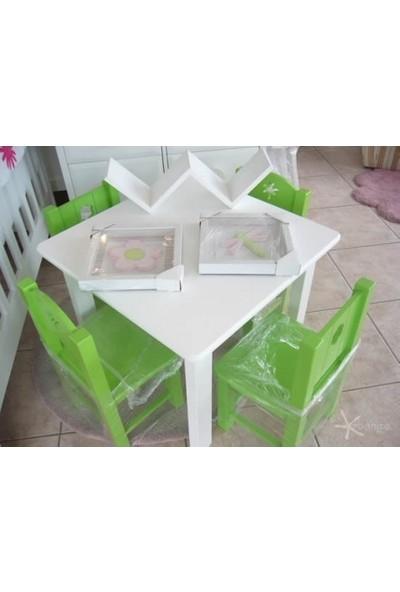 Facci Furniture Görkem Çocuk Odası Sandalye