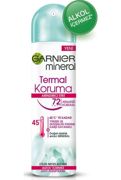 Garnier Mineral Termal Koruma Kadın Sprey Deodorant