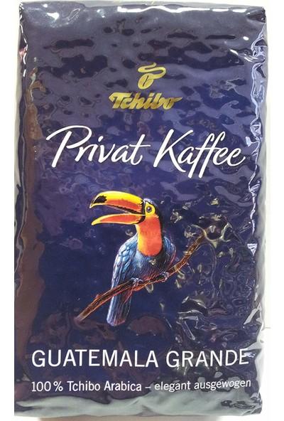 Tchibo Privat Kaffee Filtre Kahve Guatemala Grande Tam Çekirdek 500 gr