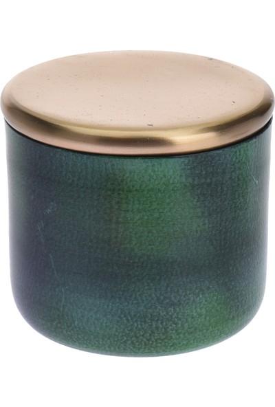 Koopman Saklama Kutusu Dekoratif 7.5X7.5X7CM Metal